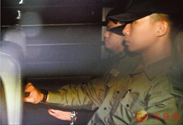 ■台灣借題唱衰修例,間接放生殺人案疑犯陳同佳。 資料圖片
