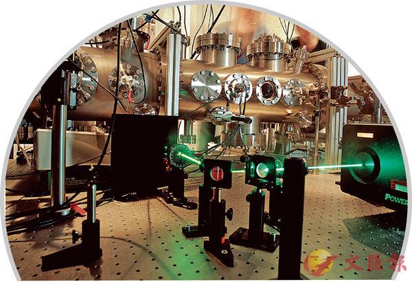 ■量子糾纏測試設備