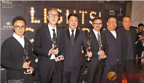 ■《無雙》掃七獎,成為今年金像獎大贏家。 資料圖片