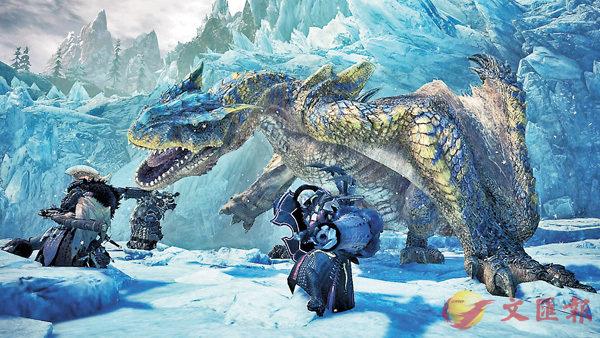■《Monster Hunter World: Iceborne》