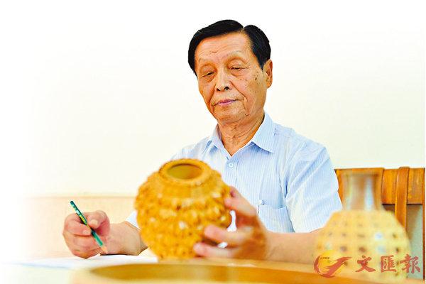 ■「安溪藤鐵工藝之父」陳清河 受訪者供圖