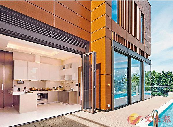 ■華懋集團清水灣銀景�萷W立屋B,近日以1.338億元售出。