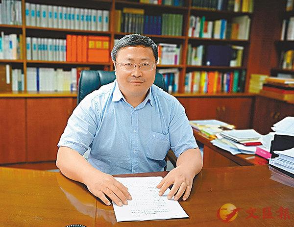 ■上海世紀出版集團副總裁彭衛國 攝影:章蘿蘭