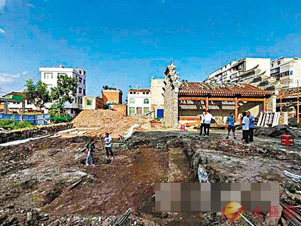 ■考古人員在湖北十堰房縣發現了古墓,疑與黃香有關。 網上圖片