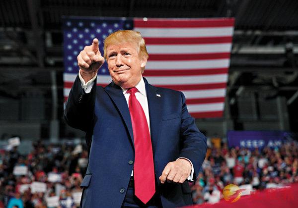 ■中美貿易問題反覆,美國總統特朗普也不是第一次突然轉變態度,投資者還是相當謹慎。 美聯社