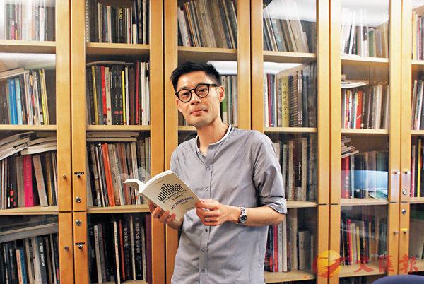 ■徐匡慈認為新導演可把眼光放遠一點。朱慧恩 攝
