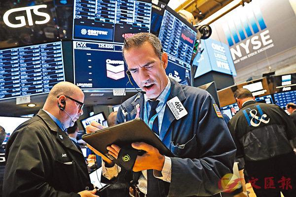 ■美股目前在高位震盪,主要受到業績表現的影響,相信好友需要時間調整,等待美聯儲下周議息結果。 路透社