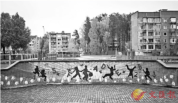■在立陶宛的城市內,到處見到前蘇聯遺留下來的建築物。 網上圖片