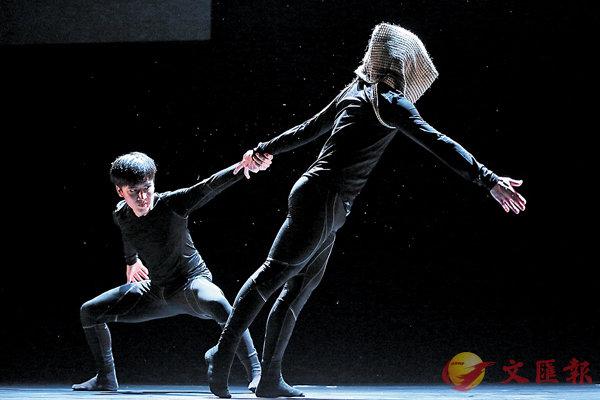 ■雙人舞《從頭開始》將於本月在愛丁堡藝穗節上演21場。