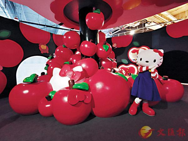 ■《Hello Kitty Hello Again》大型展覽