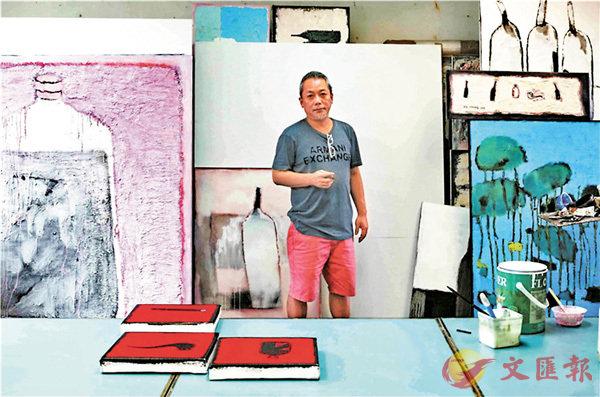 ■香港當代藝術家吳松