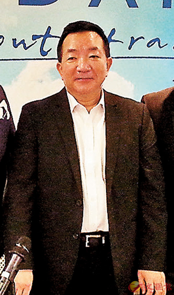 佐丹奴國際主席及行政總裁  劉國權