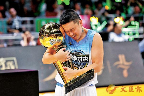 歐陽靖明星籃球賽拿下關鍵分
