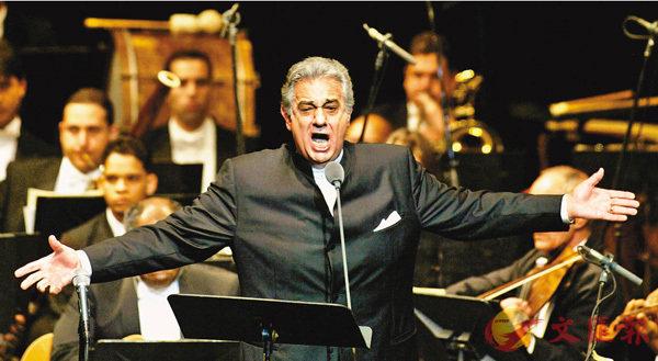 ■杜明高被列為當代3大男高音之一,在歌劇界享有崇高地位。  美聯社