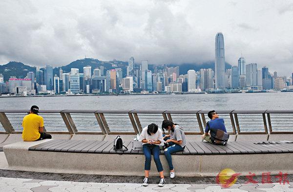 ■深圳及香港可在科技發展上互補。 資料圖片