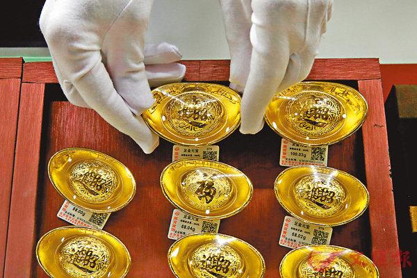 ■全球央行進入降息潮,資金湧入黃金市場避險。金價7月份略作調整後,8月份上市動能又見增強。 路透社