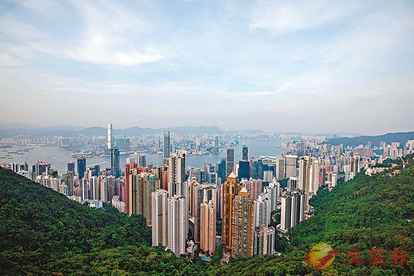 ■香港現時內憂外患,經濟衰退的危機迫在眉睫。 彭博