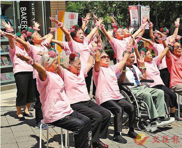 ■「台灣發展委員會」表示,台灣已經正式邁入「高齡社會」。 資料圖片