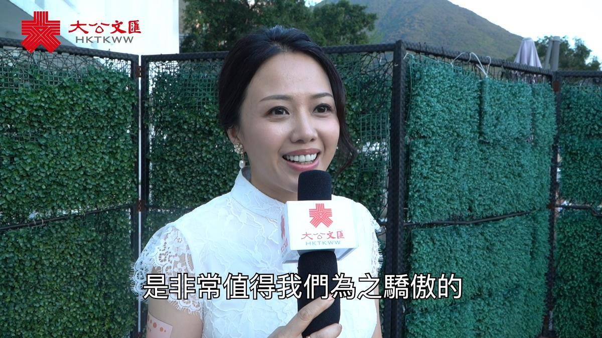 國慶70周年 | �u水燈祈願�v 祝福祖國 祝福香港