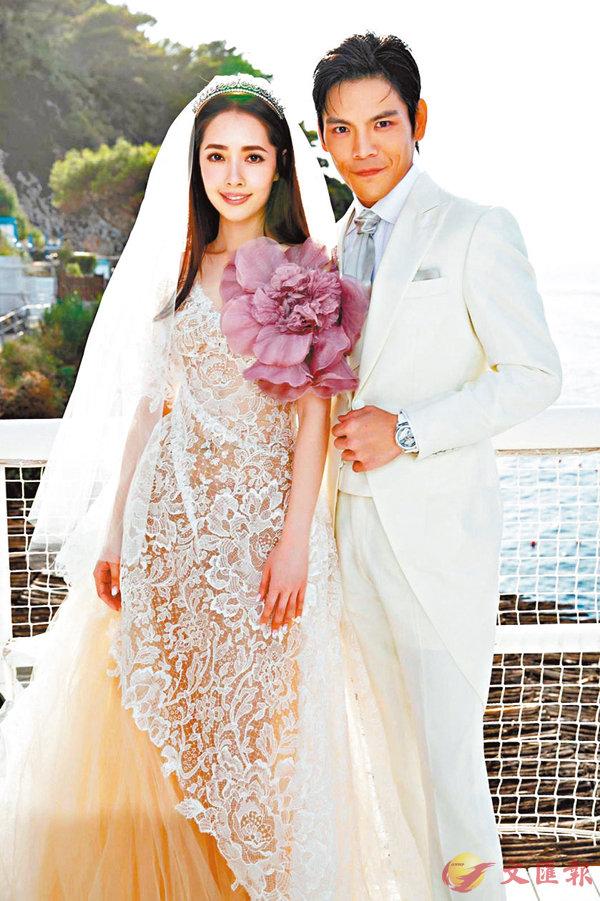 ■向佐和郭碧婷在意大利行禮。