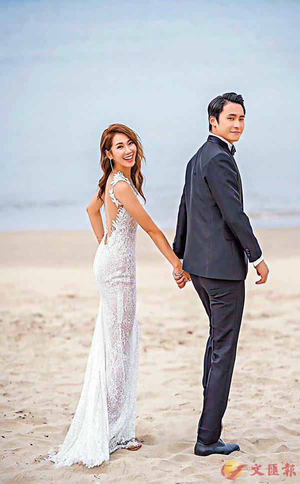 ■蔡明思將與拍拖近6年的圈外男友陳冠結婚。