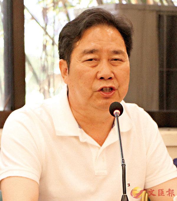 ■李樹建希望有更多全國戲劇展演活動在河南舉辦。 資料圖片