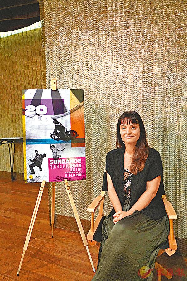 ■美國紀錄片導演彭妮連恩早前來港接受《文匯報》記者訪問。