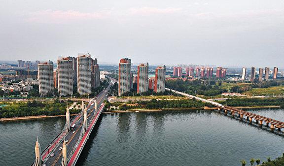 北京城市副中心──雙翼齊飛