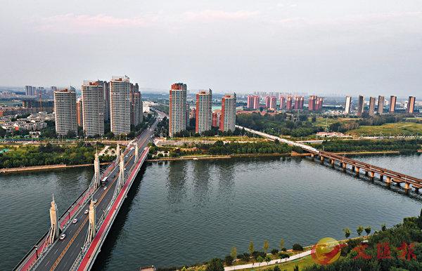 ■通州正式進入「北京城市副中心」時代。資料圖片