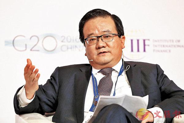 ■中銀香港副董事長兼總裁高迎欣與中銀淵源甚深。 資料圖片