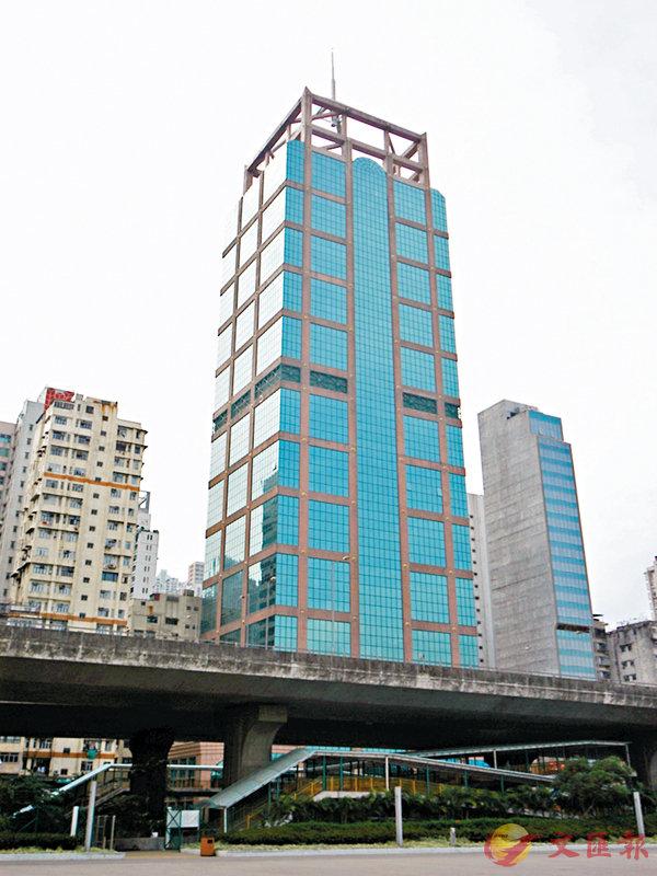 ■減租潮蔓延至寫字樓市場甲乙級商廈。 資料圖片