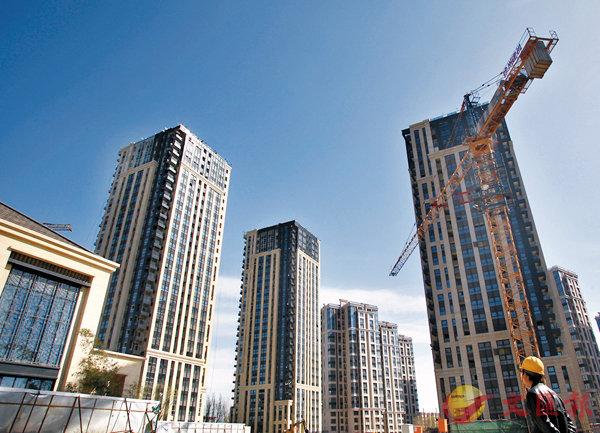 ■北京10月新房貸利率分別為首套5.4%、二套5.9%。 資料圖片