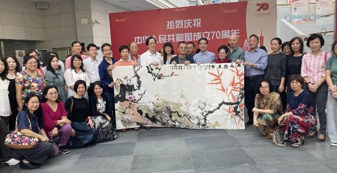 香港美協會員作品珠海展 | 林天行:以文化認同增強凝聚力