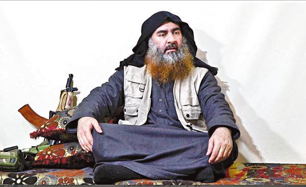 ■ISIS頭目巴格達迪在美軍行動中死亡。資料圖片