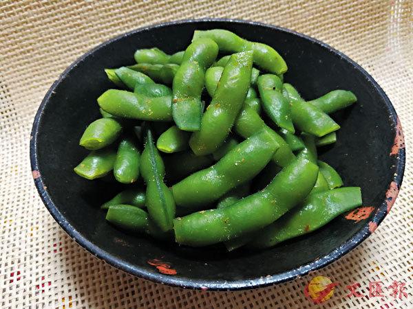 ■吃飽了豆形容人活力十足。 資料圖片