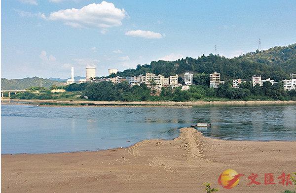 ■韓江源坐落於廣東大埔縣三河壩。 作者提供