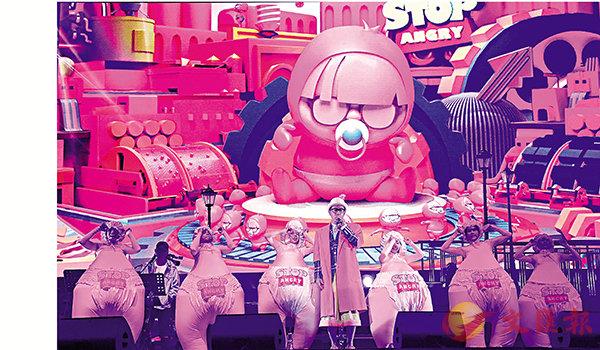 ■陳小春巡迴演唱會菲律賓站日前圓滿落幕。