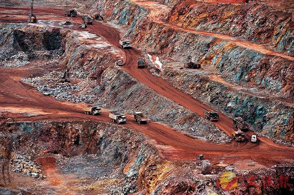 ■紫金礦業獲准增發A股。 資料圖片