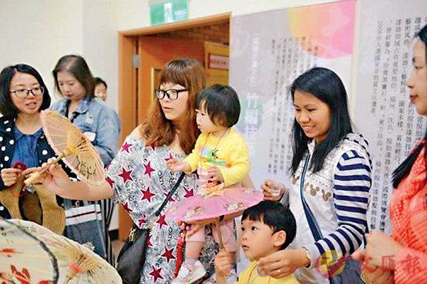■ 台灣的文創產品在大陸大受歡迎。圖為2019福建文化寶島行。 網上圖片