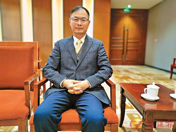 趙錫軍:港金融中心 首要保穩定