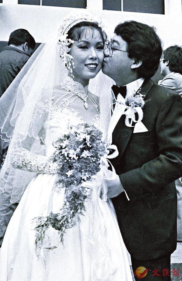 ■1982年,關菊英下嫁黎小田。