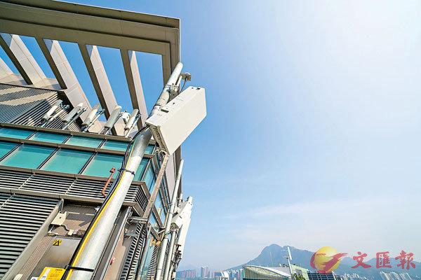 ■中移動香港已安裝了支持5G獨立組網(SA)及非獨立組網(NSA)的雙模基站。