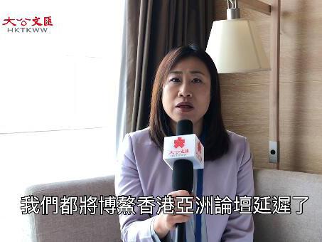 香港菁英會主席曾鳳珠寄語港青 應珍惜服務祖國機會