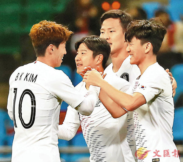■韓國必須獲勝才能捧盃。  路透社