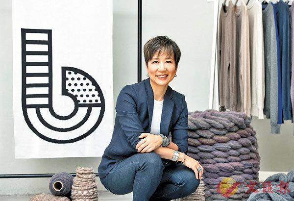 ■龍達紡織主席曹惠婷表示,公司於精密製造中心的廠房有3條生產線,每天可處理3噸紡織廢料。受訪者提供