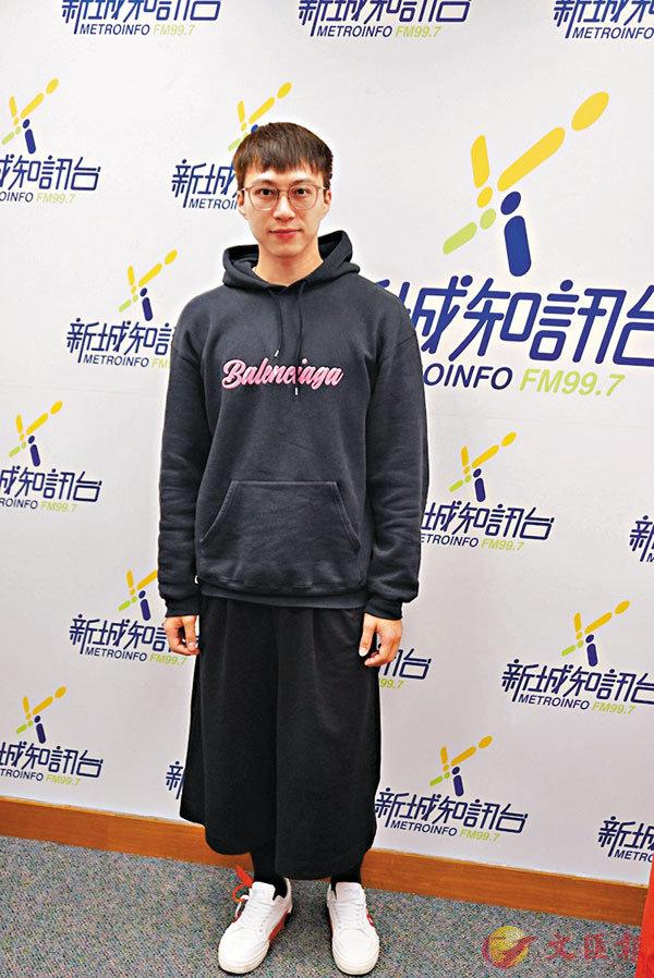 ■吳業坤表示自己懂日語。
