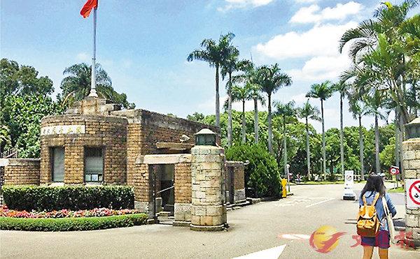 ■台灣大學穩坐「今年最讓台灣僱主滿意的公立大學」的評比冠軍。圖為該校校園。  資料圖片