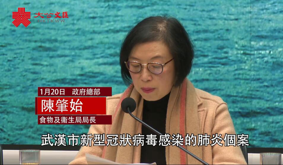 陳肇始:明日起武漢抵港航班將實施健康申報措施