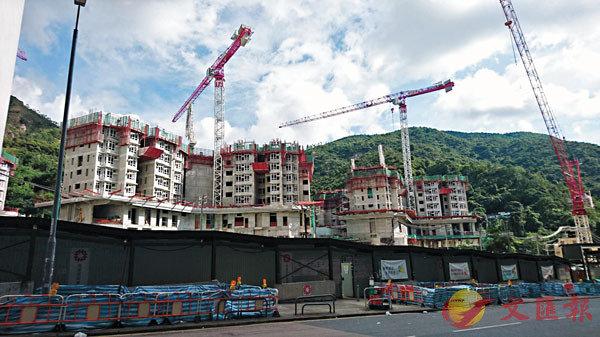 ■在特區政府的支持下,viAct.ai已應用至全港建築工地。 資料圖片
