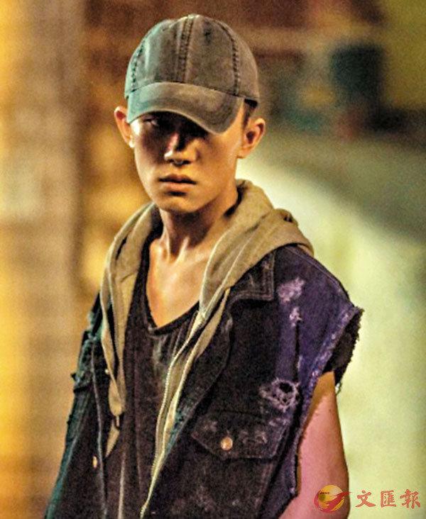 ■ 19歲的易烊千璽憑《少年的你》挑戰影帝寶座。